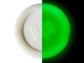 Zogoflex Zisc Självlysande Frisbee Mini - Mini