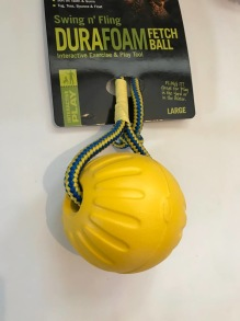 Starmark Durafoam Fetch Ball - Large