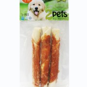 2Pets Kyckling 12,5cm 3-pack