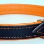 Baggen Neo halsband - Orange 56cm