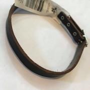 Alac läderhalsband