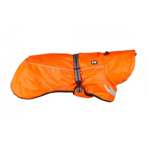 Hurtta Torrent Regntäcke - Orange 35cm