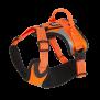 Hurtta Dazzle Sele - Orange 45-60cm