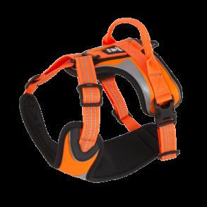 Hurtta Dazzle Sele - Orange 40-45cm