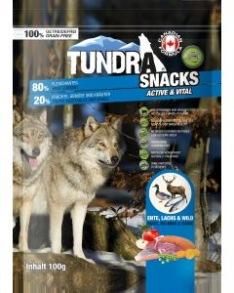Tundra Snacks - Anka/ Lax/ Vilt