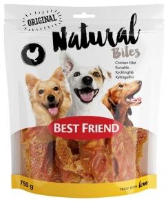 Best Friend Natural Bites Kycklingfilé -