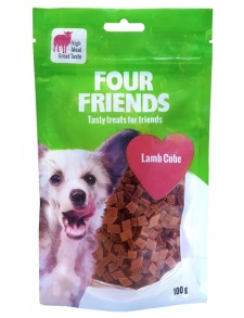 Four Friends Lamb Cube - Lamb Cube 100g