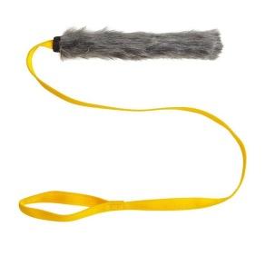 Tug-e-nuff Faux Fur Chaser Tug