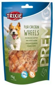 Premio Fish Chicken Wheels -