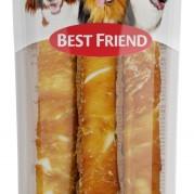 Best Friend Bones, tuggrulle fylld med kyckling och kycklinfilé