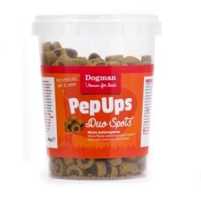 Pep Ups Duo Spots 3-smak - 300g