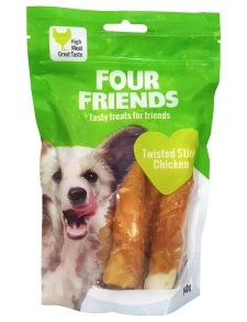 Four Friends Tuggben - Twisted Stick Chicken