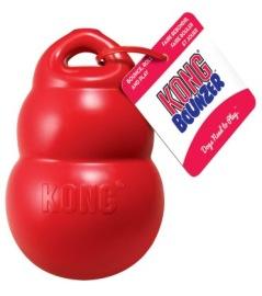 Kong Bounzer, M-XL, Flexibelt gummi