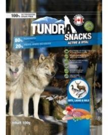 Tundra Snacks, spannmålsfritt, 100g