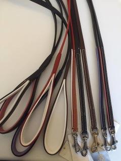 Eckers Läderkoppel, 12mm x 180 cm