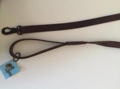 Ozami Western Style Läderkoppel, 15mm x 180cm
