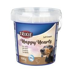 Happy Hearts, 500g, mjukt godis