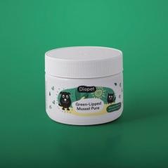 Green-lipped mussel Pure, Motverkar artros och ledförslitningar, 150 g, återger rörlighet -många nyttiga näringsämnen -ren naturprodukt -naturliga antioxidanter -skonsamt för magen -mot ledförslitningar