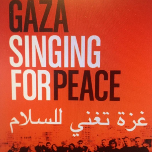 DVD, Gaza Singing for Peace