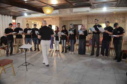 Gaza Singing for Peace, Gaza