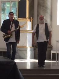 Göteborgs Domkyrka 2017-07-01