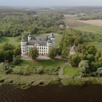 Drönarfilmning Skokloster slott