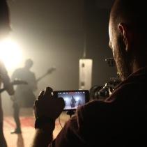 Musikvideoinspelning Chronus
