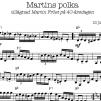 Martins polka (2 stämmor)
