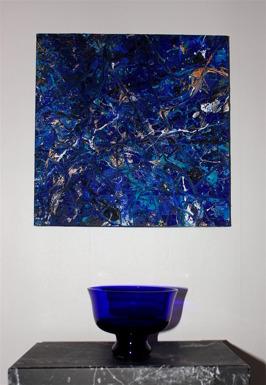 Aqua 50x50cm