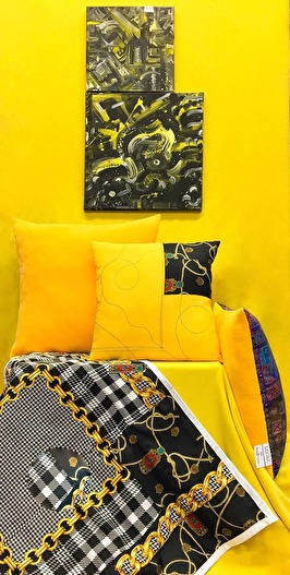 Yellow combination by Kim