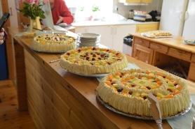 Härliga tårtor