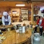 Osttillverkning och konservering