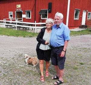 Katrina Lenngren o Anders Lindström Norrköping