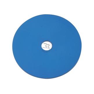 Aluminiumbricka för sätesmontering - Blå