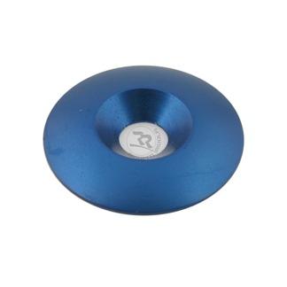 Försänkt aluminiumbricka 8x34mm - Blå
