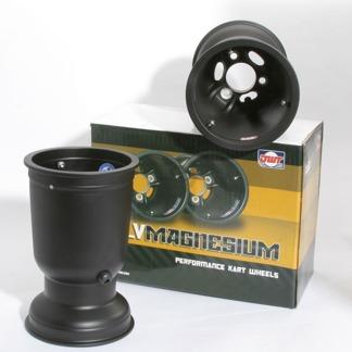 DOUGLAS lågvolym magnesiumfälgar 5x214mm (par)