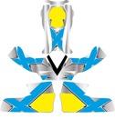 X RACING 2 dekalkit