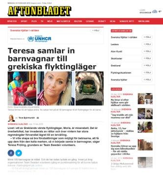 Klicka på bilden för att läsa hela artikeln hos Aftonbladet