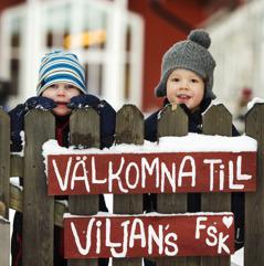 Förskoleplats på vår förskola i Kovlnad.