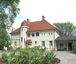 Villa Arelid Om Huset