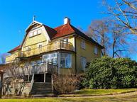 Villa Arelid Om Huset Innan Renovering