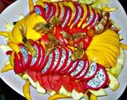 Villa Arelid På Mat Frukt