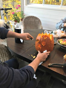 Villa Arelid Nyheter Gästerna Halloween pysslar 3