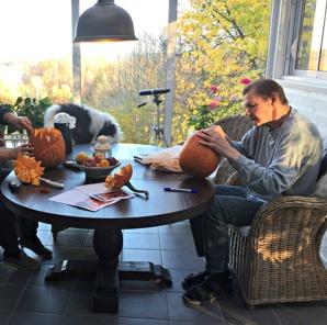 Villa Arelid Nyheter Gästerna Halloween pysslar 2