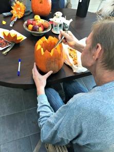 Villa Arelid Nyheter Gästerna Halloween pysslar 1