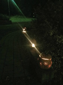 Villa Arelid Nyheter Gästerna Halloween pysslar 4