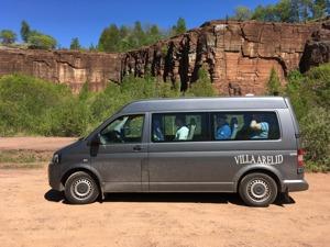 Villa Arelid Nyheter Bussutflykter