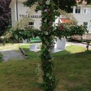 Villa Arelid Nyheter Midsommarstång