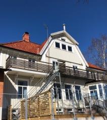 Villa Arelid På Miljö Trätrappa