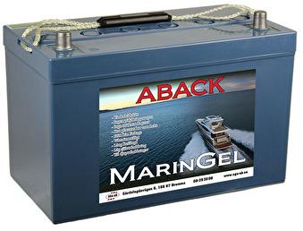 Batteri Maringel 12V 105 Ah - Batteri Maringel 12V 105 Ah